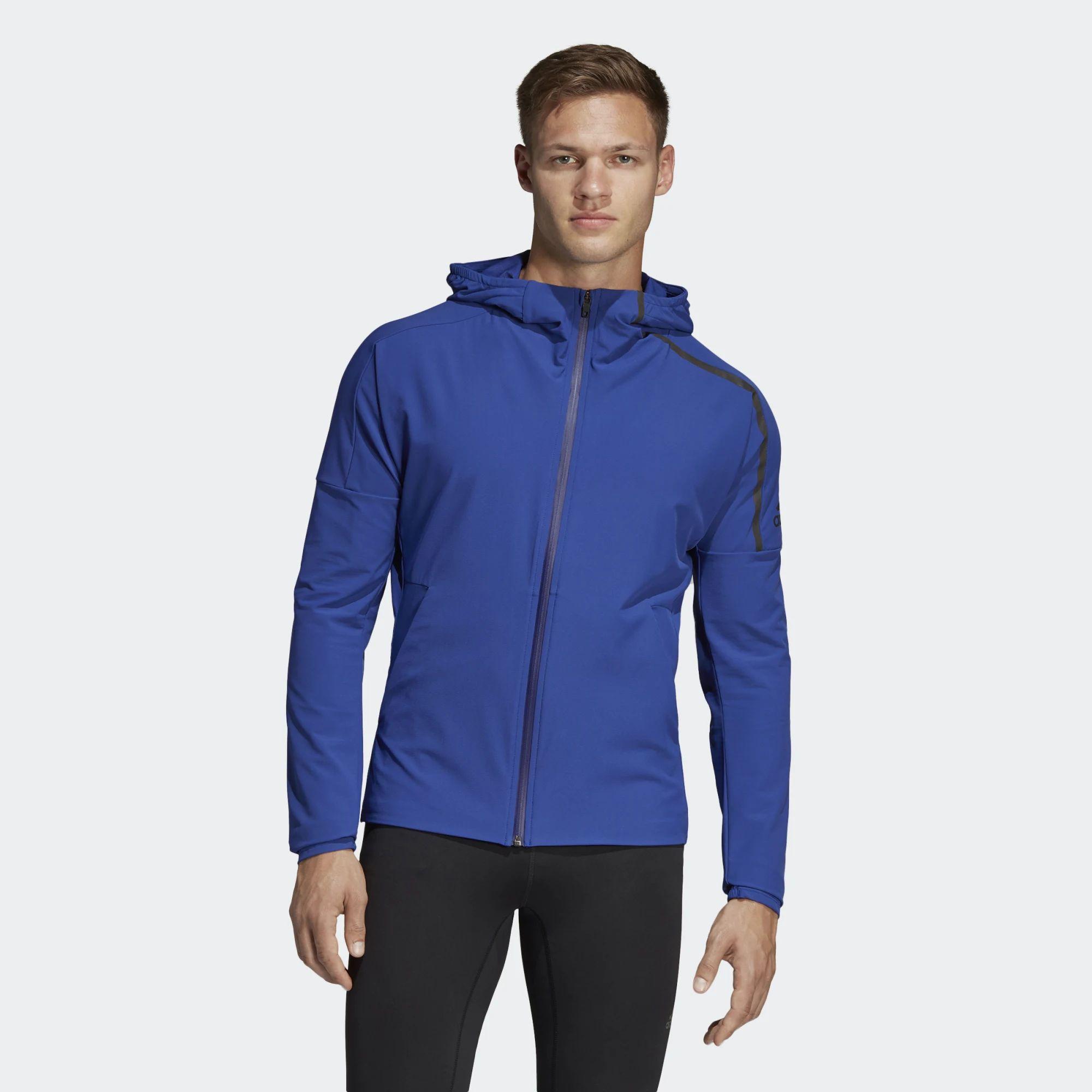 Adidas Z.N.E. Hardloop Jas van 119,95 voor 35,95 @Wehkamp