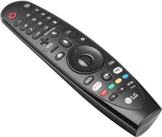 (Foutje?) LG new magic remote @Bol.com