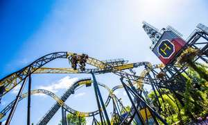 2 Dagen Walibi Holland + Overnachting In Walibi Village @ Groupon