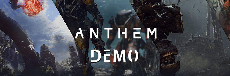 Anthem VIP demo speelbaar zonder pre-order op de xbox one