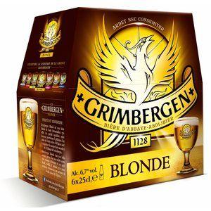 Grimbergen 2=1 bij PLUS - €0,55 per flesje