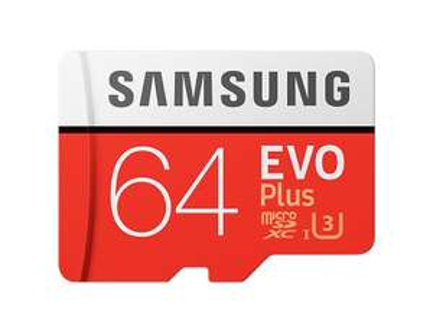 40% korting op Samsung EVO Plus microSD kaartjes (gratis bezorging)