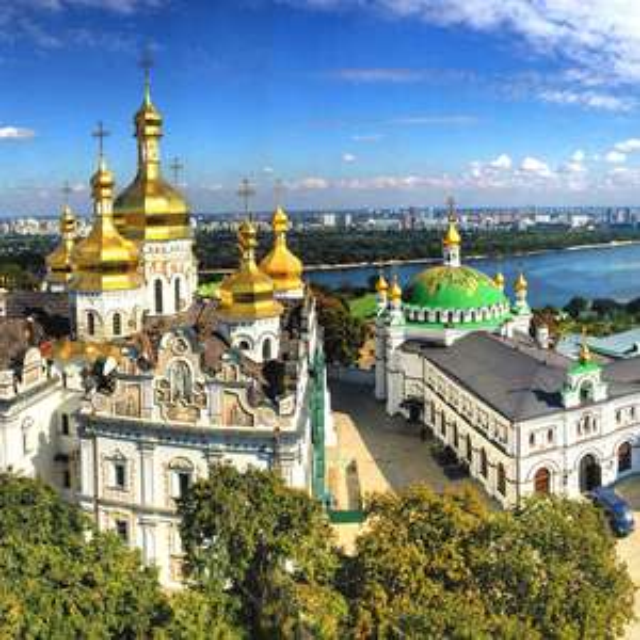 Vliegtickets: stedentrip Warschau, Kiev en Vilnius voor €80 @ WizzAir & Ryanair