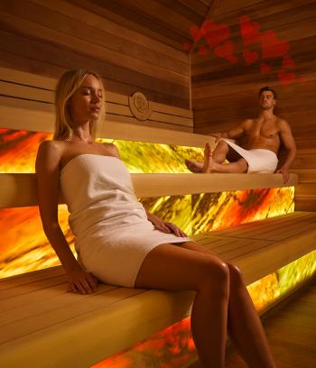 Gratis sauna op je verjaardag