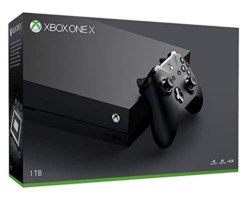 Amazon.fr deal van de dag: Xbox One X 1TB + code Gears of War 4