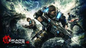 Gears of War 4 dit weekend gratis speelbaar @ Xbox Live Gold