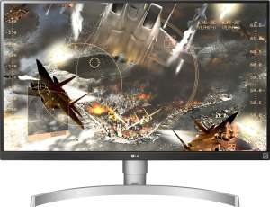 "LG 27UK650-W - 27"" 4K UHD IPS Monitor voor €349 @ Amazon.de"