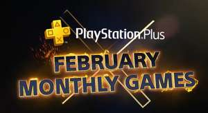 PlayStation Plus games voor februari