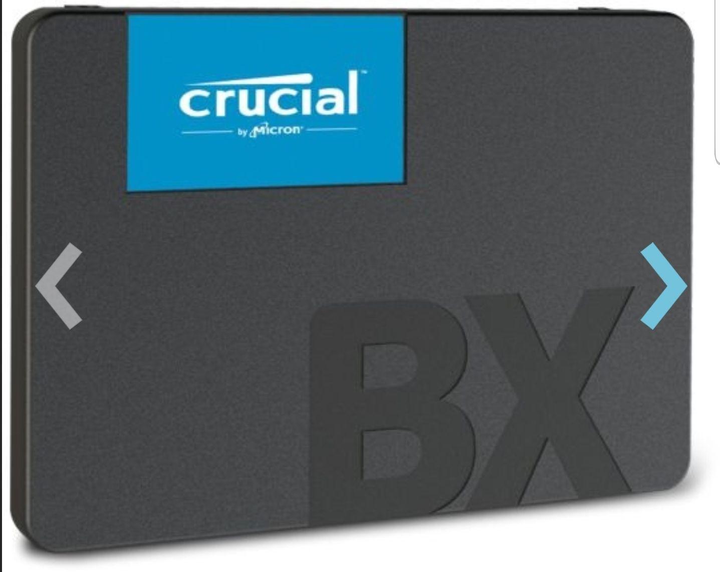SSD Crucial bx500 240gb voor 29.90 incl verzenden naar NL