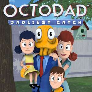 Octodad: Dadliest Catch voor €0,92 @ Steam Store