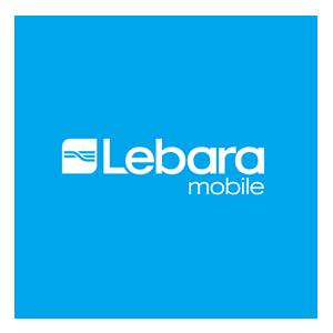Gratis Lebara prepaid met 5€ beltegoed en 50mb internet 1 p.p.
