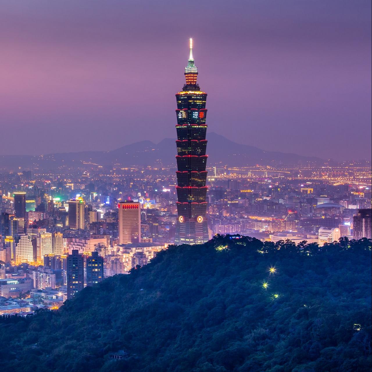 Vliegtickets: directe vluchten naar Taiwan incl. bagage vanaf €448 @ China Airlines