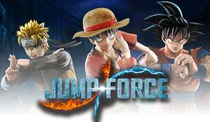 Dit weekend gratis JUMP FORCE - Open Beta spelen