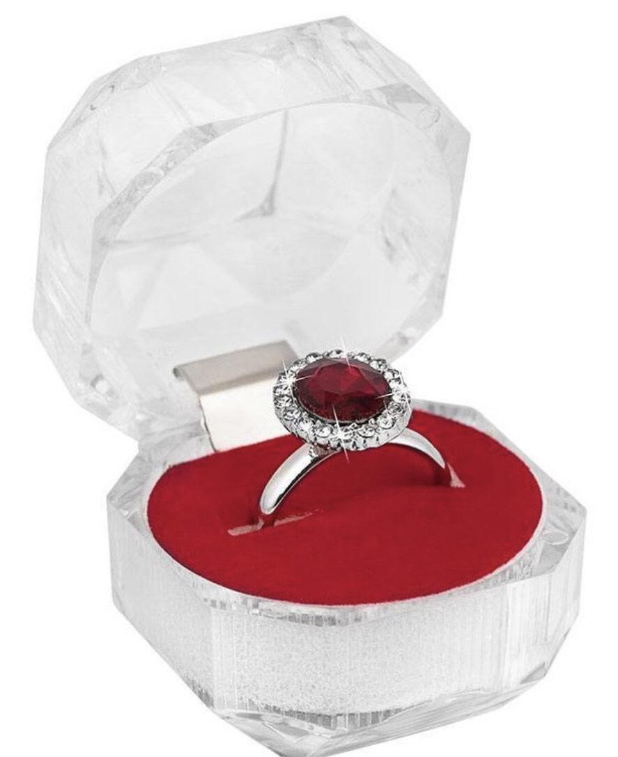 Byoux ring (2 modellen) voor €0,50 @Lucardi