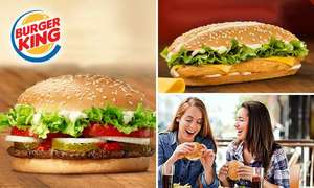 50% korting Burger King Helmond