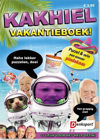 Denksport Kakhiel vakantieboek voor €3,95 (incl. verzending)
