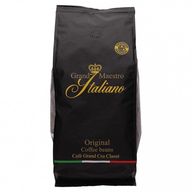 3kg Grand Maestro Italiano Koffiebonen 26,61 OpisOp (Nespresso en filterkoffie)