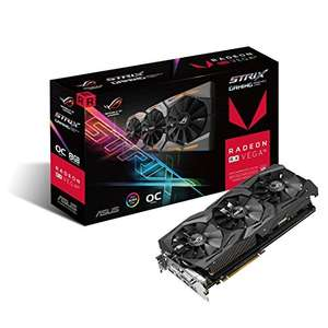 Asus ROG Strix RX VEGA56 OC edition 8GB @Amazon.de