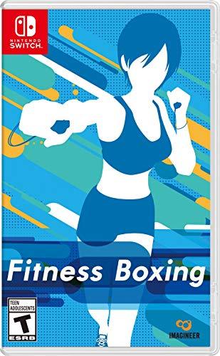 Fitness Boxing Nintendo Switch @Amazon.de