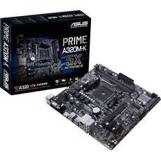 Asus Prime a320m-k am4 micro-atx moederbord
