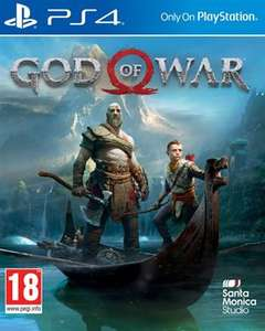 God of War PS4 (geldig t/m 10 februari)