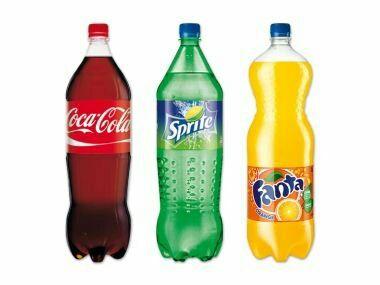 [Grensdeal DE] Coca Cola, Fanta of Sprite 2l voor €1,19 @Multi