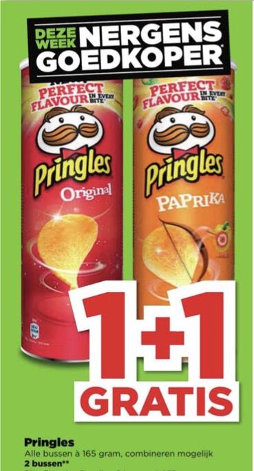 Pringles 1+1