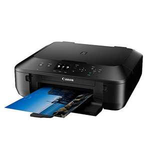 Canon Pixma MG5650 all in one printer € 39,- (na code en cashback) @ Wehkamp