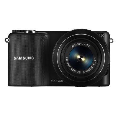 Samsung NX2000 systeemcamera + 20-50mm + flitser voor € 249,- @ Cameranu.nl