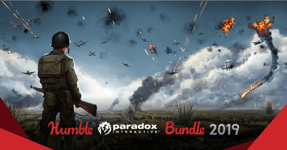 Humble Paradox Bundle 2019