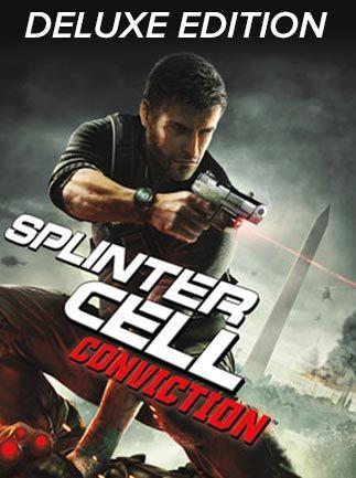 Tom Clancy's Splinter Cell Conviction™ Deluxe Edition (PC) gratis @ Ubisoft Store (Singapore VPN)