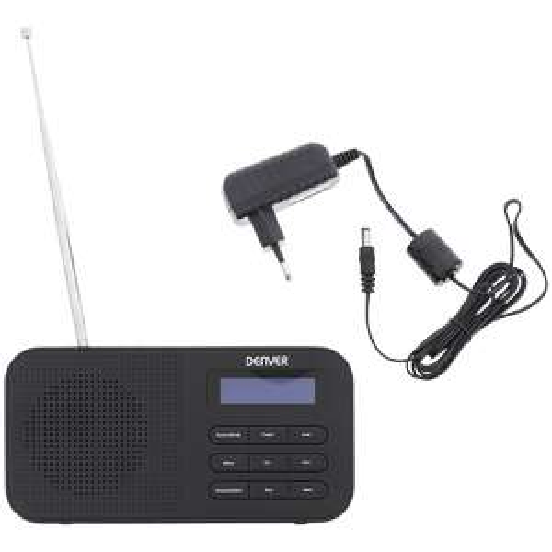 Denver DAB-42 - DAB+ en FM radio voor €17,95 @ Action