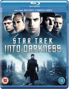 Star Trek: Into Darkness (Blu-ray) voor € 5,81 @ Zavvi