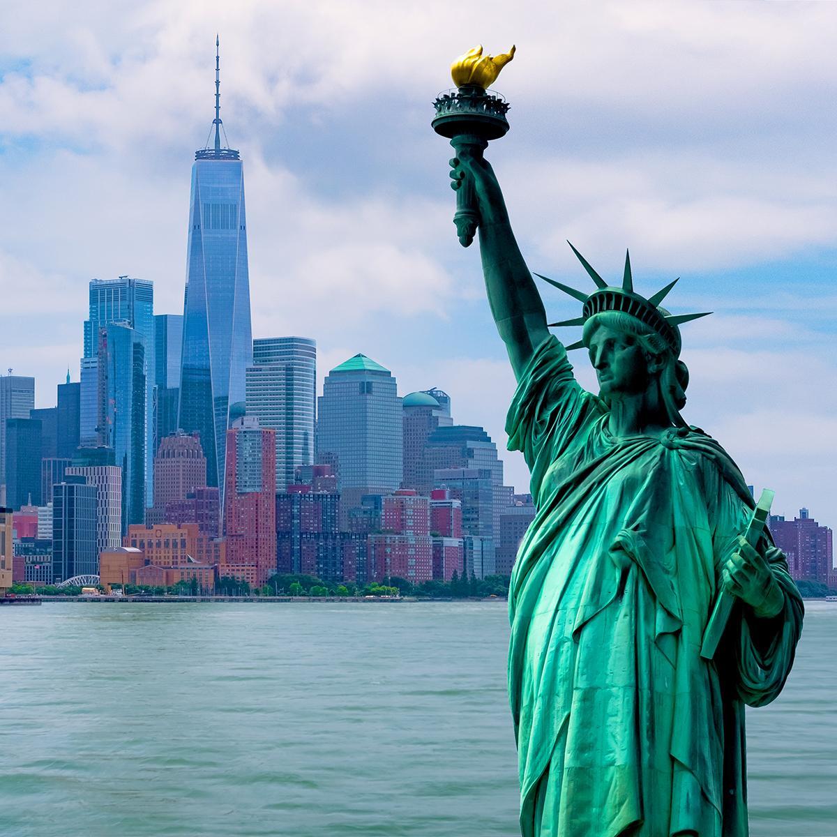 Vliegtickets: directe vluchten naar New York vanaf €234 @ United Airlines