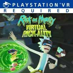 RICK AND MORTY: vr ps4