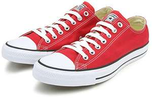 Bigfoot Converse All Stars Rood