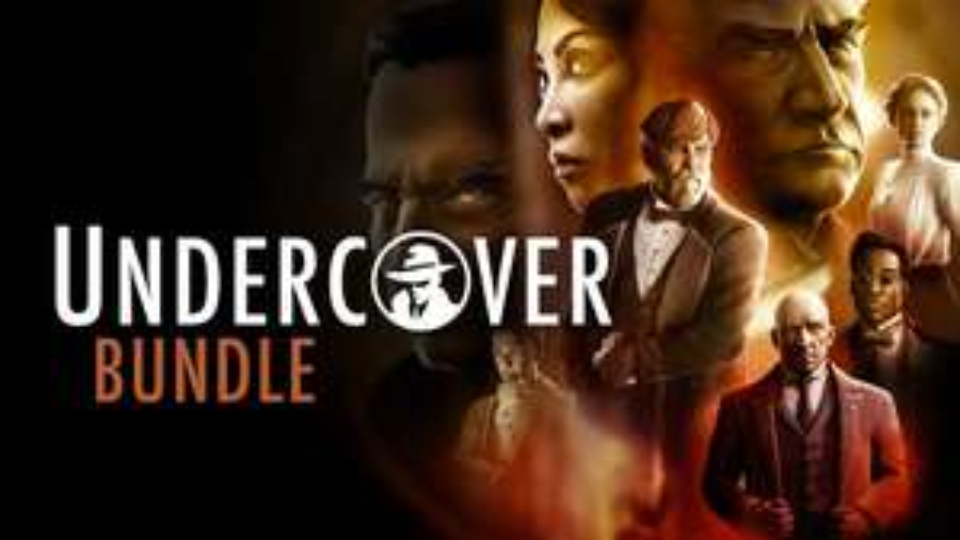 Undercover Bundle (10 Steam games) @ Fanatical