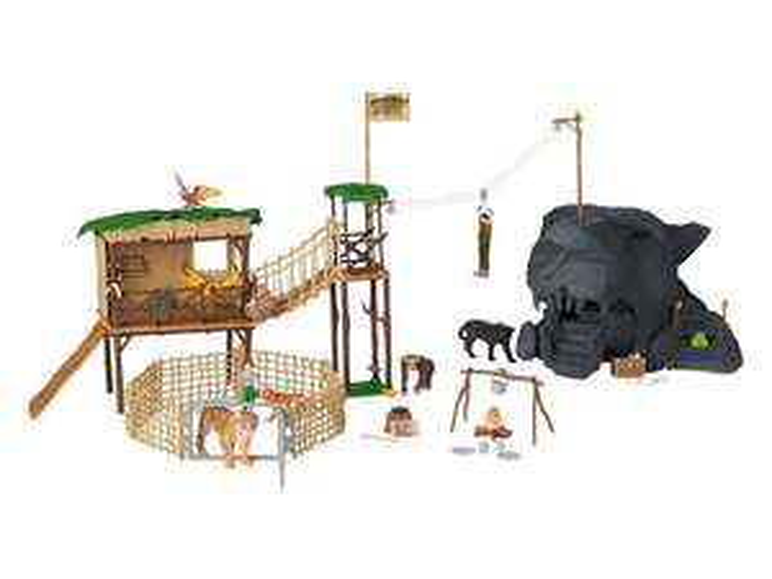 40% korting | PLAYTIVE® JUNIOR Safaripark (i.p.v. €49,99) @Lidl