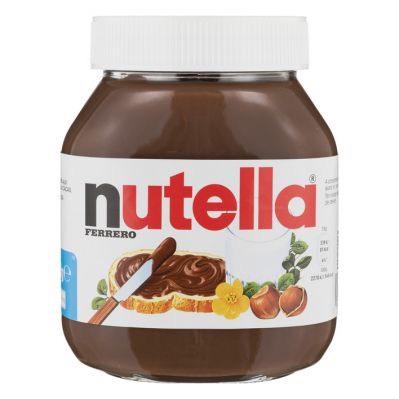 Nutella Hazelnootpasta 630g @AH