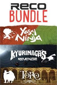 Recotech Bundle (3 Xbox One games) voor €3,99 @ Xbox Store