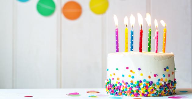 (Overzicht) Gratis eten op je verjaardag