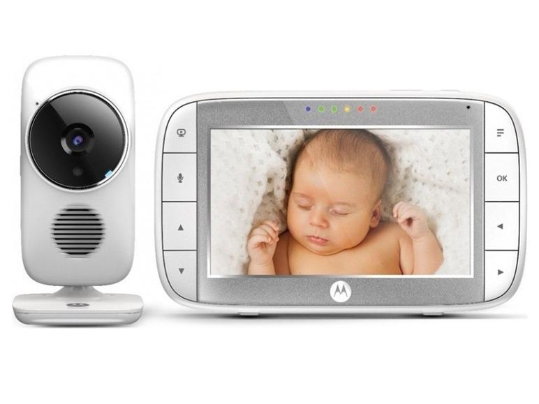 Motorola MBP48 Babyfoon (elders €125,00)