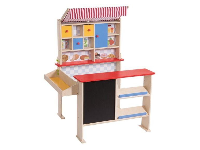 40% korting | PLAYTIVE® JUNIOR Houten speelwinkel (i.p.v. €49,99) @Lidl