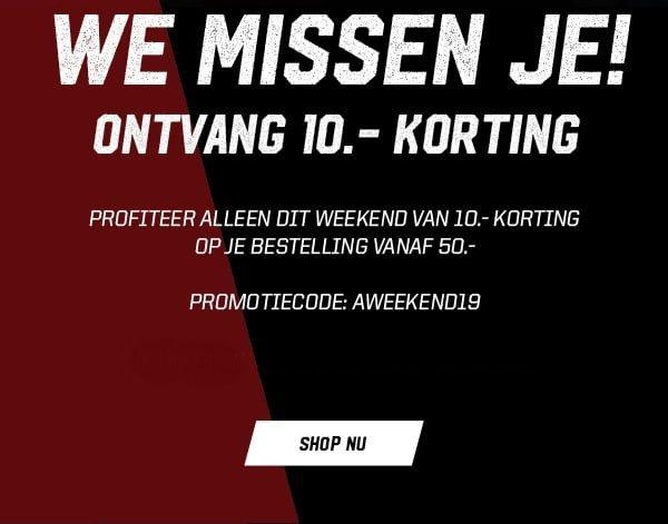 Aktiesport.nl 10 euro korting