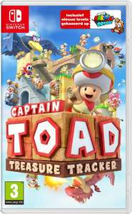 Captain Toad: Treasure Tracker Switch @ Nintendo eShop [digitaal]