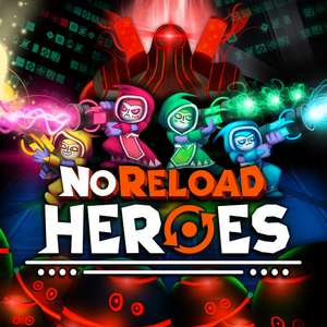 NoReload Heroes Switch @Nintendo store