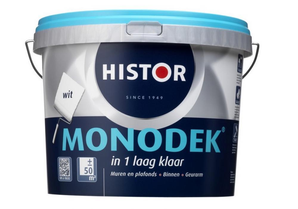 Histor monodek 5 liter bij Blokker, wit en gebroken wit