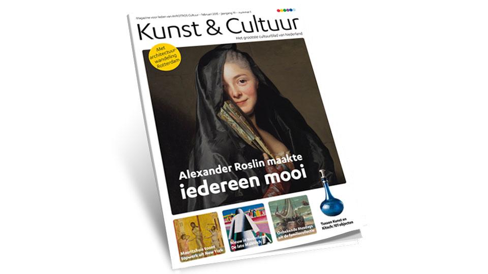 Gratis proefexemplaar Kunst & Cultuur Magazine @ Avrotros