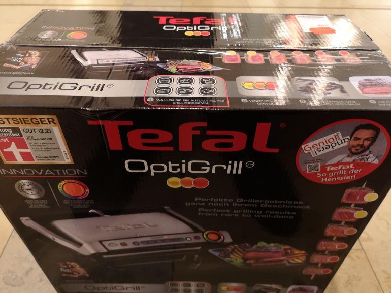 Tefal OptiGrill GC702 €69,99 @ Kik
