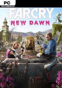 [Uplay/PC] Far Cry New Dawn Pre-order €24,34 @ CDKeys